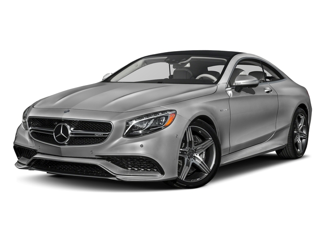 designo Magno Alanite Grey (Matte Finish) 2017 Mercedes-Benz S-Class Pictures S-Class AMG S 63 4MATIC Coupe photos front view