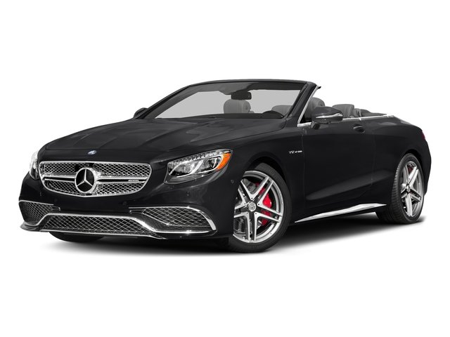 Black 2017 Mercedes-Benz S-Class Pictures S-Class AMG S 65 Cabriolet photos front view