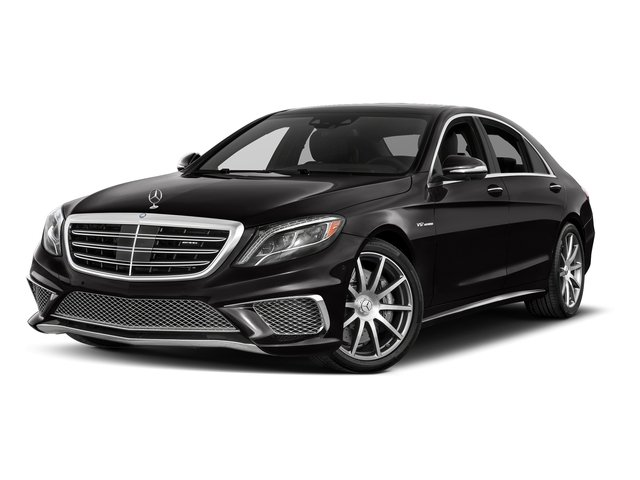 designo Mocha Black 2017 Mercedes-Benz S-Class Pictures S-Class 4 Door Sedan photos front view