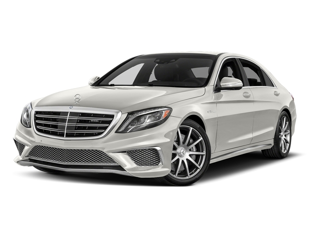 designo Magno Cashmere White (Matte Finish) 2017 Mercedes-Benz S-Class Pictures S-Class 4 Door Sedan photos front view