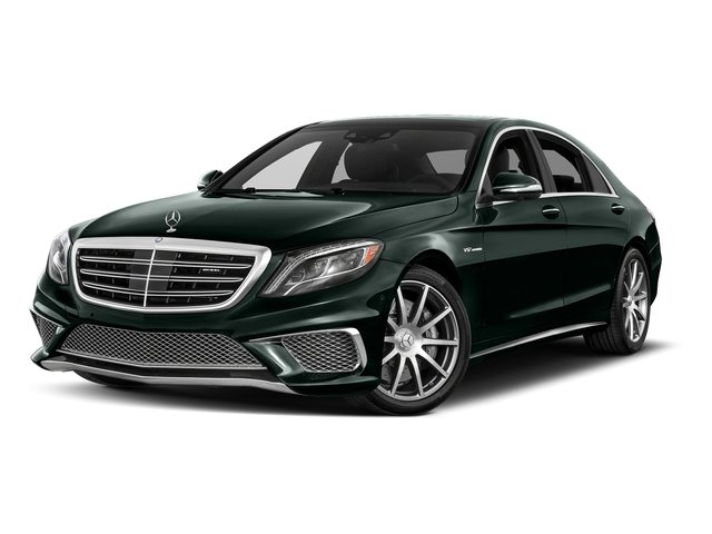 Emerald Green Metallic 2017 Mercedes-Benz S-Class Pictures S-Class 4 Door Sedan photos front view