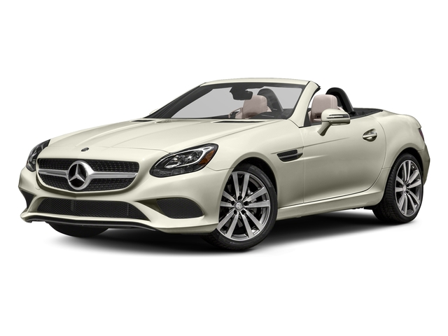 Polar White 2017 Mercedes-Benz SLC Pictures SLC Roadster 2D SLC300 I4 Turbo photos front view