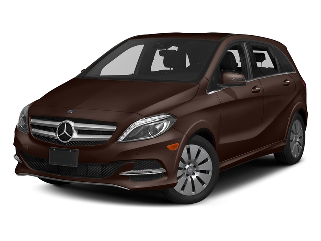 Cocoa Brown Metallic 2017 Mercedes-Benz B-Class Pictures B-Class B 250e Hatchback photos front view