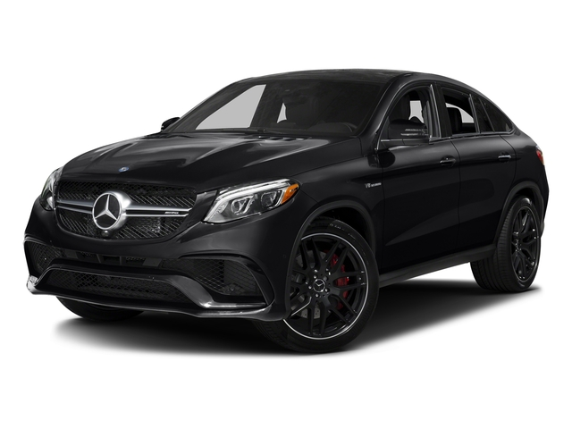 Black 2017 Mercedes-Benz GLE Pictures GLE AMG GLE 63 S 4MATIC Coupe photos front view