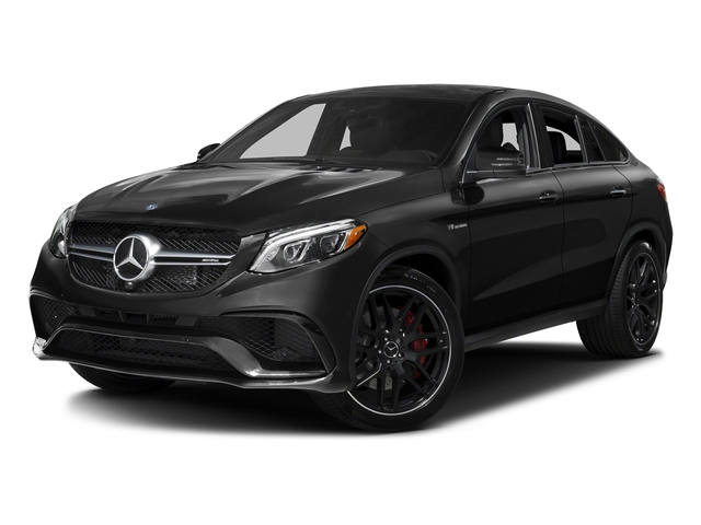 Obsidian Black Metallic 2017 Mercedes-Benz GLE Pictures GLE AMG GLE 63 S 4MATIC Coupe photos front view