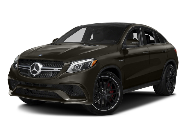Dakota Brown Metallic 2017 Mercedes-Benz GLE Pictures GLE AMG GLE 63 S 4MATIC Coupe photos front view