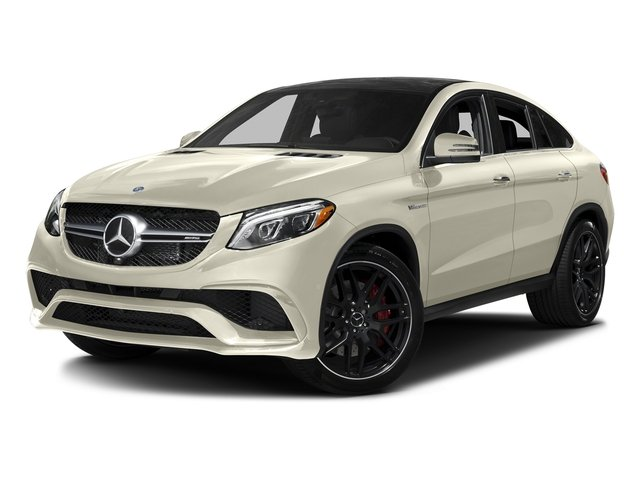 designo Diamond White Metallic 2017 Mercedes-Benz GLE Pictures GLE AMG GLE 63 S 4MATIC Coupe photos front view