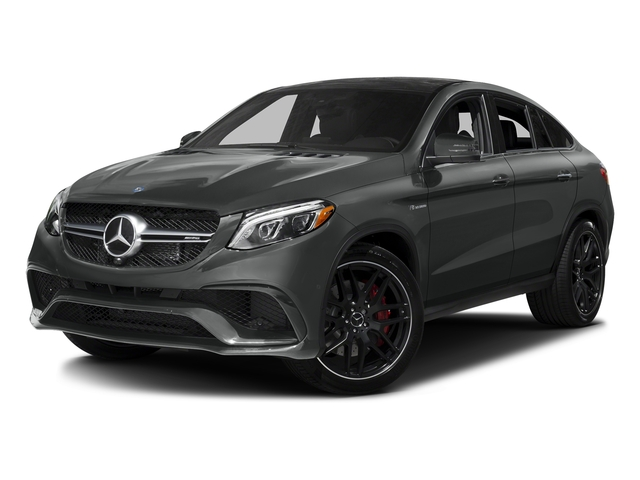 Selenite Grey Metallic 2017 Mercedes-Benz GLE Pictures GLE AMG GLE 63 S 4MATIC Coupe photos front view