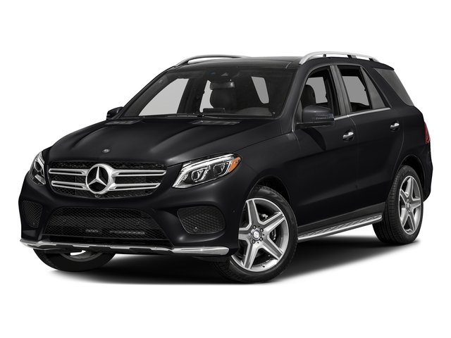 Black 2017 Mercedes-Benz GLE Pictures GLE GLE 400 4MATIC SUV photos front view