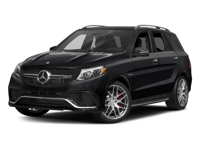 Black 2017 Mercedes-Benz GLE Pictures GLE AMG GLE 63 4MATIC SUV photos front view