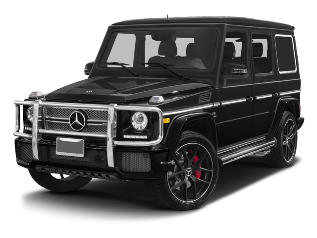 designo Mocha Black 2017 Mercedes-Benz G-Class Pictures G-Class 4 Door Utility 4Matic photos front view