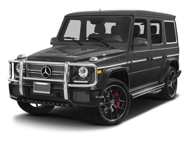 Steel Grey Metallic 2017 Mercedes-Benz G-Class Pictures G-Class AMG G 65 4MATIC SUV photos front view