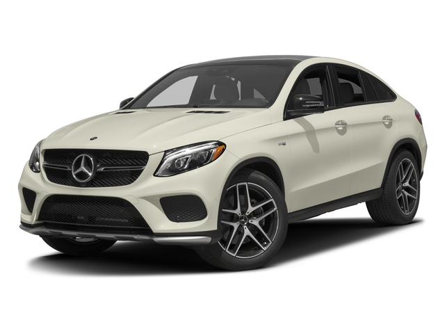 Polar White 2017 Mercedes-Benz GLE Pictures GLE Utility 4D GLE43 AMG Sport Cpoe AWD photos front view