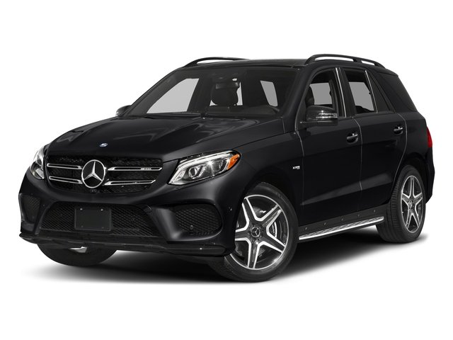 Black 2017 Mercedes-Benz GLE Pictures GLE AMG GLE 43 4MATIC SUV photos front view