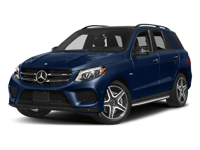 Brilliant Blue Metallic 2017 Mercedes-Benz GLE Pictures GLE AMG GLE 43 4MATIC SUV photos front view