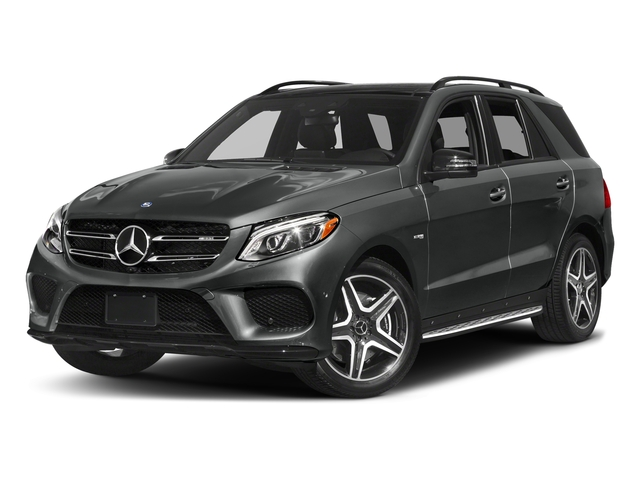 Selenite Grey Metallic 2017 Mercedes-Benz GLE Pictures GLE AMG GLE 43 4MATIC SUV photos front view