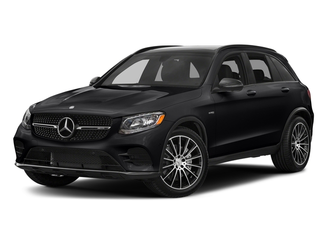 Black 2017 Mercedes-Benz GLC Pictures GLC AMG GLC 43 4MATIC SUV photos front view