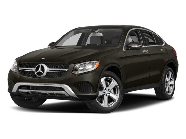 Dakota Brown Metallic 2017 Mercedes-Benz GLC Pictures GLC Util 4D GLC300 Sport Coupe AWD I4 photos front view