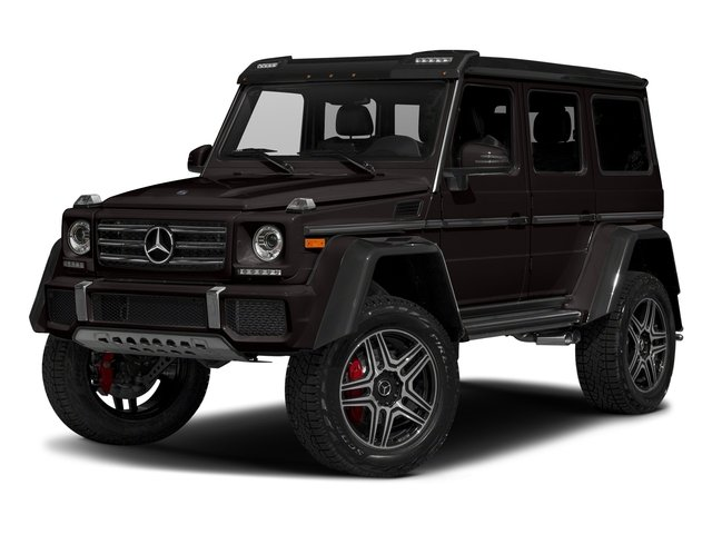 Desert Sand 2017 Mercedes-Benz G-Class Pictures G-Class G 550 4x4 Squared SUV photos front view