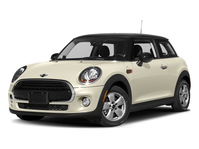 Pepper White 2017 MINI Hardtop 2 Door Pictures Hardtop 2 Door Cooper FWD photos front view