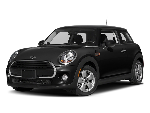 Midnight Black Metallic 2017 MINI Hardtop 2 Door Pictures Hardtop 2 Door Cooper FWD photos front view
