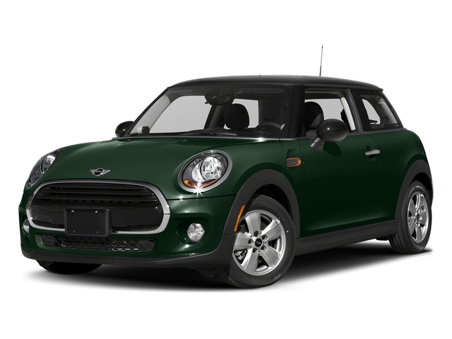 British Racing Green Metallic 2017 MINI Hardtop 2 Door Pictures Hardtop 2 Door Cooper FWD photos front view