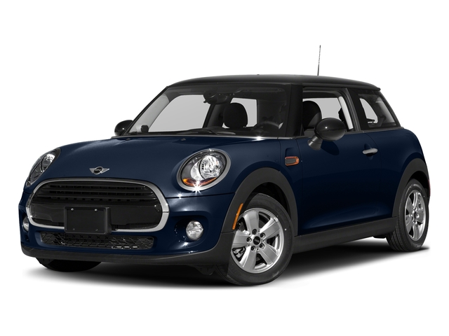 Deep Blue Metallic 2017 MINI Hardtop 2 Door Pictures Hardtop 2 Door Cooper FWD photos front view