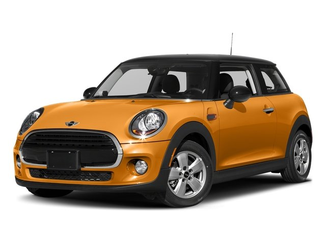 Volcanic Orange 2017 MINI Hardtop 2 Door Pictures Hardtop 2 Door Cooper FWD photos front view