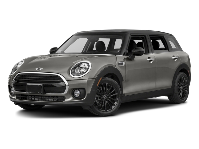 Melting Silver Metallic 2017 MINI Clubman Pictures Clubman Wagon 4D Clubman I3 Turbo photos front view