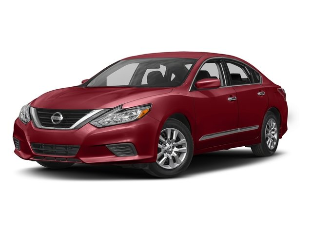 Cayenne Red 2017 Nissan Altima Pictures Altima 2.5 SV Sedan photos front view