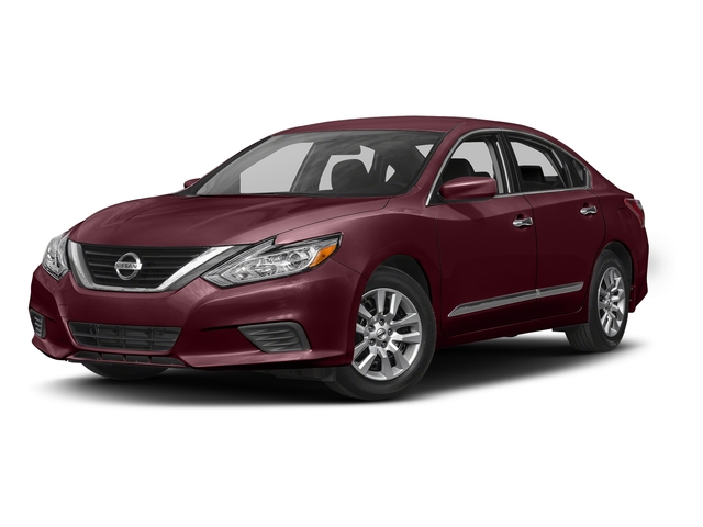 Palatial Ruby 2017 Nissan Altima Pictures Altima 2.5 SV Sedan photos front view