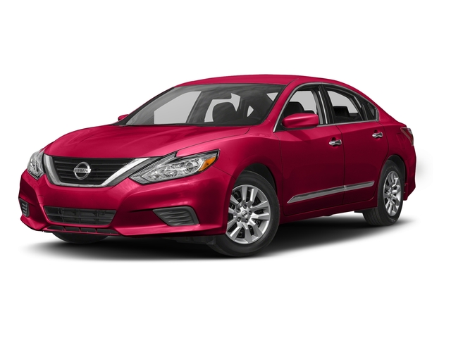 Scarlet Ember 2017 Nissan Altima Pictures Altima 2.5 SV Sedan photos front view