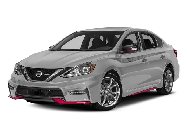 Brilliant Silver 2017 Nissan Sentra Pictures Sentra Sedan 4D NISMO I4 Turbo photos front view