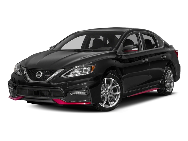 Super Black 2017 Nissan Sentra Pictures Sentra Sedan 4D NISMO I4 Turbo photos front view