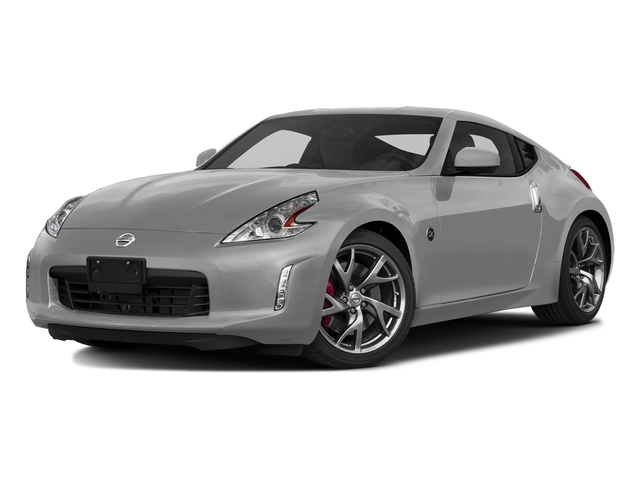 Brilliant Silver 2017 Nissan 370Z Pictures 370Z Coupe Touring Manual photos front view