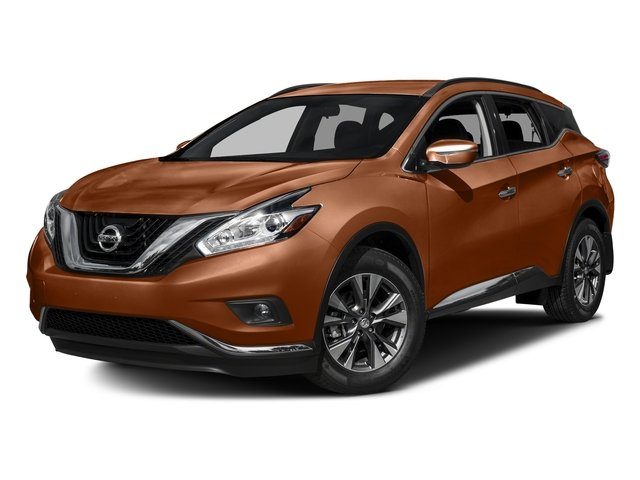 Pacific Sunset Metallic 2017 Nissan Murano Pictures Murano 2017.5 FWD SV photos front view
