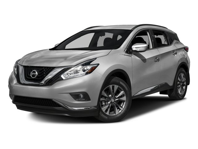 Brilliant Silver Metallic 2017 Nissan Murano Pictures Murano 2017.5 FWD S photos front view