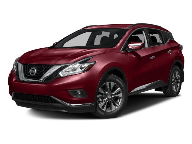 Cayenne Red Metallic 2017 Nissan Murano Pictures Murano 2017.5 FWD SV photos front view