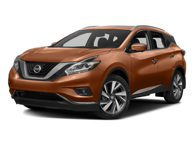 Pacific Sunset Metallic 2017 Nissan Murano Pictures Murano 2017.5 FWD Platinum photos front view