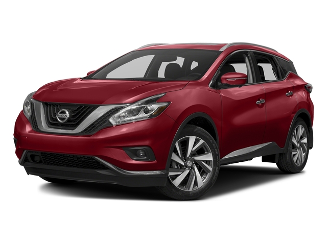 Cayenne Red Metallic 2017 Nissan Murano Pictures Murano 2017.5 AWD Platinum photos front view