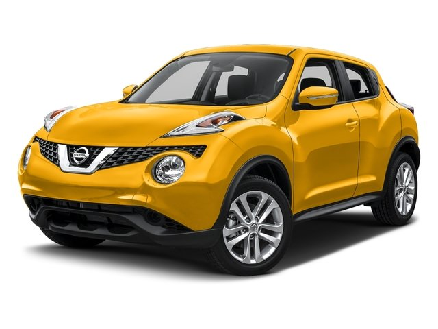 Solar Yellow 2017 Nissan JUKE Pictures JUKE Utility 4D S 2WD I4 Turbo photos front view