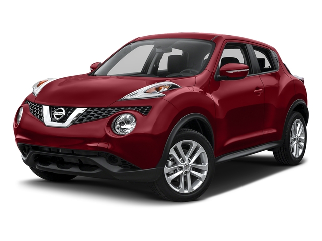 Cayenne Red 2017 Nissan JUKE Pictures JUKE Utility 4D S 2WD I4 Turbo photos front view