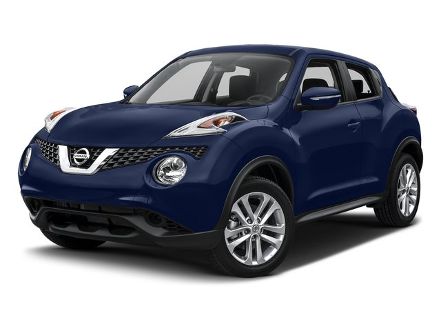 Cosmic Blue 2017 Nissan JUKE Pictures JUKE Utility 4D S 2WD I4 Turbo photos front view