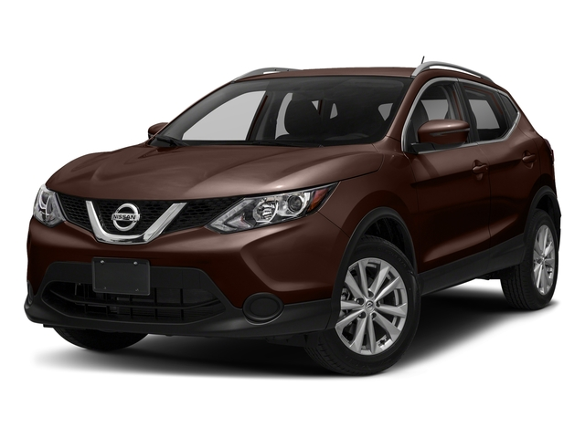 Mocha Almond 2017 Nissan Rogue Sport Pictures Rogue Sport Utility 4D SV AWD photos front view