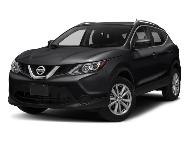 Magnetic Black 2017 Nissan Rogue Sport Pictures Rogue Sport Utility 4D S AWD photos front view