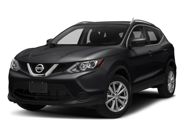 Magnetic Black 2017 Nissan Rogue Sport Pictures Rogue Sport Utility 4D S 2WD photos front view