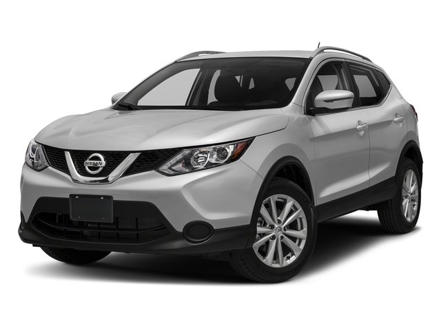Brilliant Silver 2017 Nissan Rogue Sport Pictures Rogue Sport Utility 4D S AWD photos front view