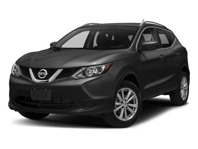 Gun Metallic 2017 Nissan Rogue Sport Pictures Rogue Sport Utility 4D SV AWD photos front view