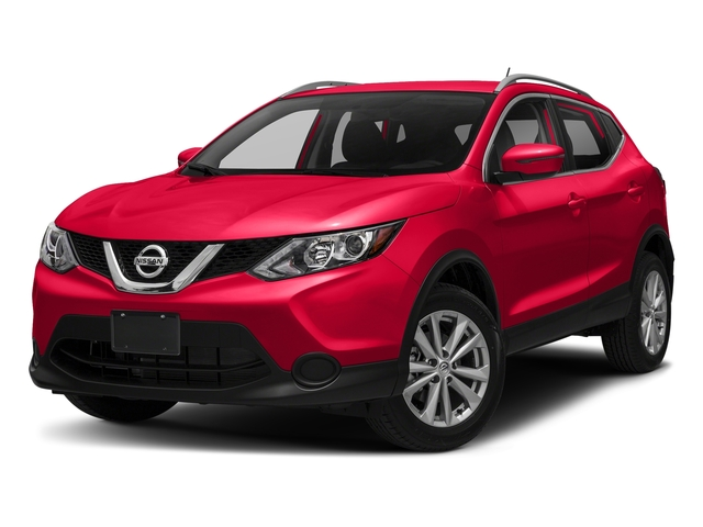 Palatial Ruby 2017 Nissan Rogue Sport Pictures Rogue Sport Utility 4D SV AWD photos front view