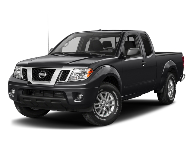 Magnetic Black 2017 Nissan Frontier Pictures Frontier King Cab SV 2WD photos front view